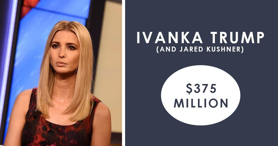 Ivanka trump worth