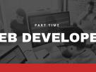 Part Time Web Developer