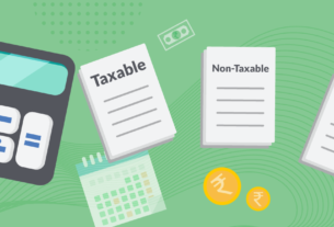Types of Taxable and Non-Taxable Incomes And the Requirement of Tax Return Calculator