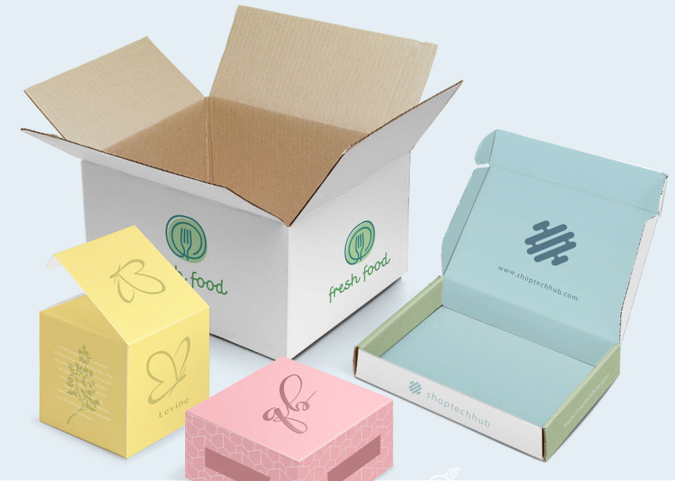 Custom Product Printed Boxes