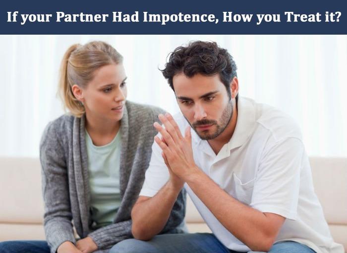 How To Treat Men Having Erectile Dysfunction