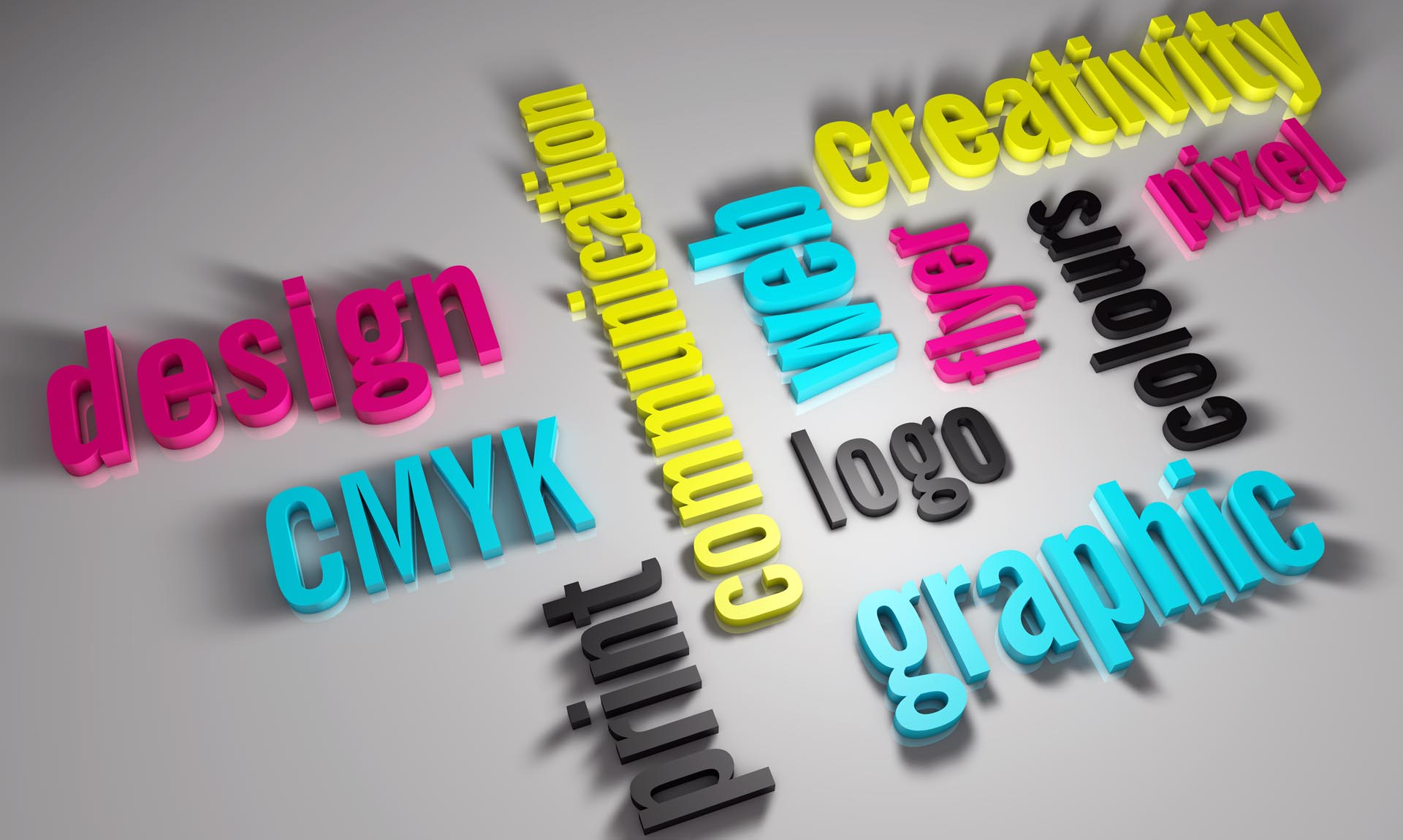 Graphic Design learning courses