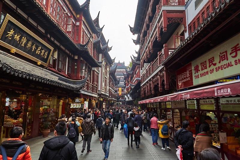 Markets In Shanghai