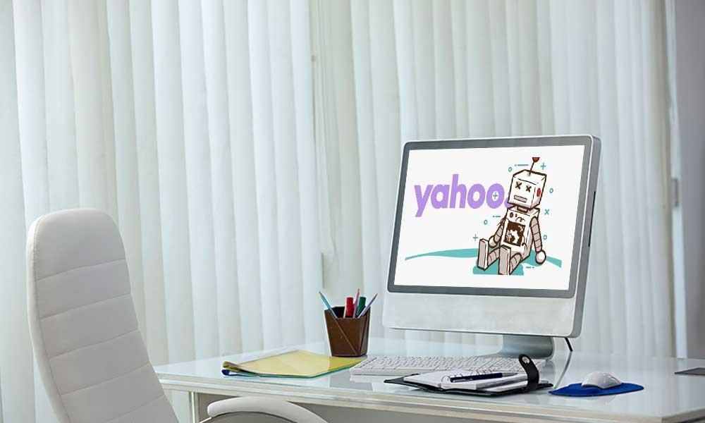 Fix Problems When Yahoo Not Working On Computer