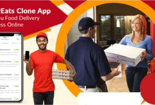 How To Conceptualize Your On Demand Food Delivery Business With An Ubereats Clone App