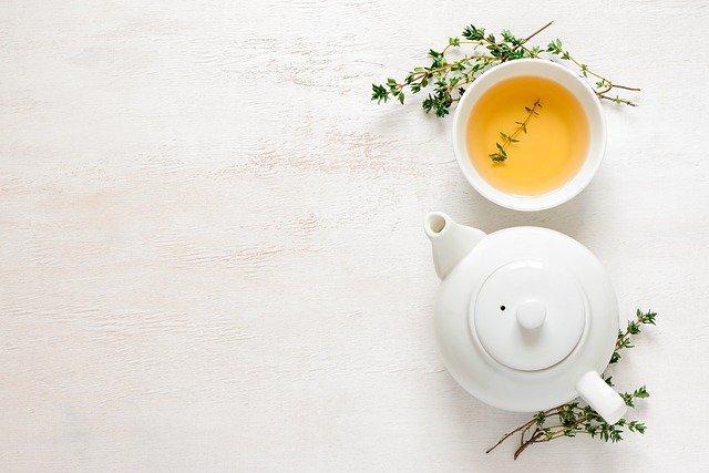 Organic Green Tea Or Coffee