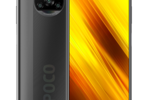 Poco X3 Product Images Grey