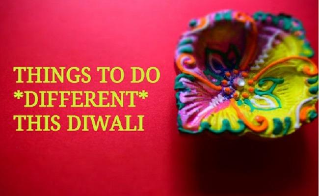 Things People Like Doing On Diwali