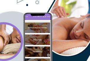 Massage App Development