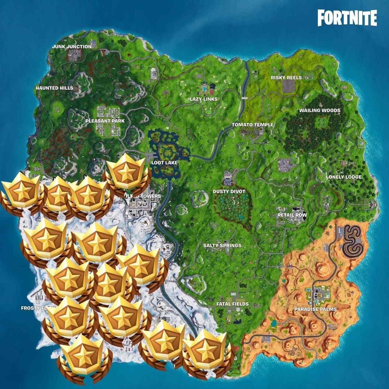 fortnite map 4