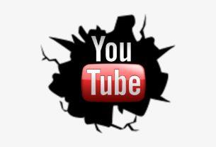 5 58838 youtube logo png logo de youtube animado